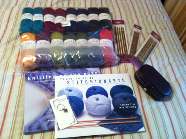 Knitterly gifts