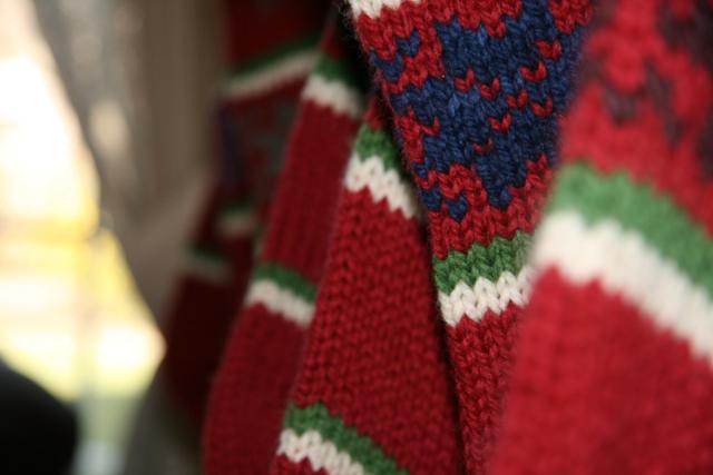 Artsy stockings