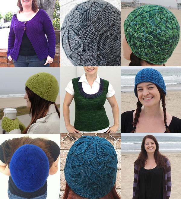 summer 2011 knits