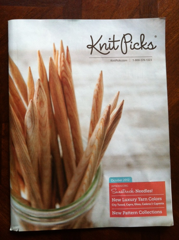 knit picks fall 2012 catalog