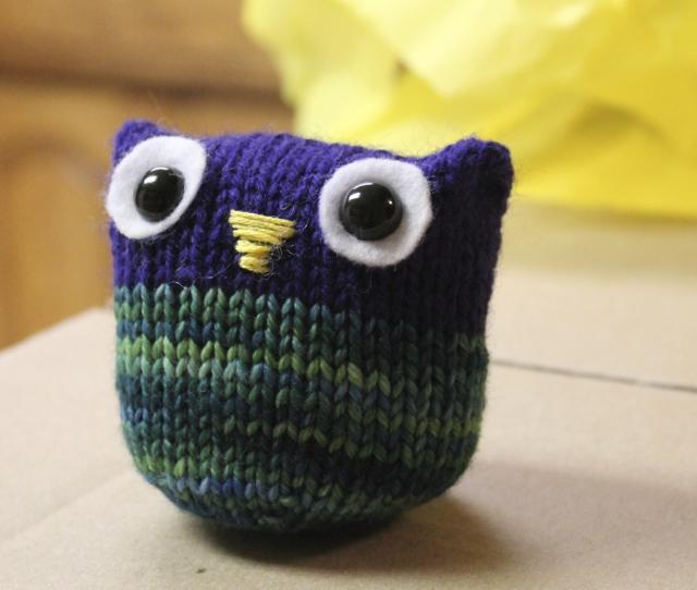 Owl puff