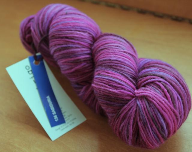 Malabrigo Rastita purples