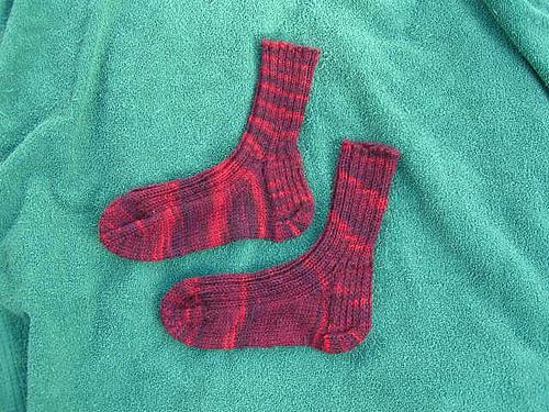 Kari's socks