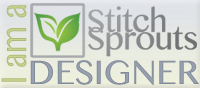 Stitch Sprouts Designer Badge