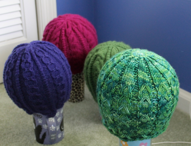 hats blocking