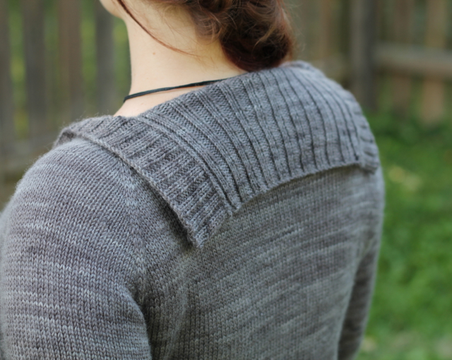 Cozy Gray back