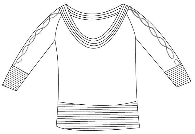 Melany sketch