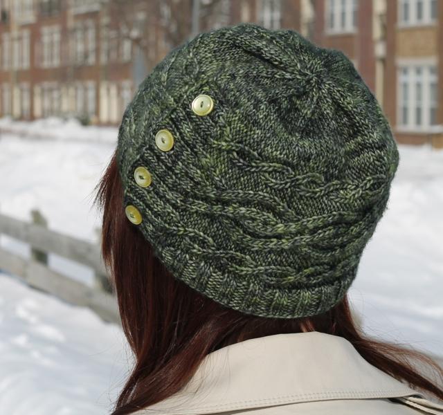 Keelback Hat 1